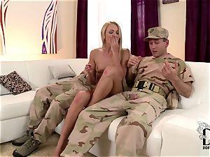 Army studs get convenient