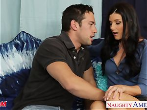 sizzling mother India Summer gets twat nailed and poked
