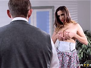 Ashley Adams screws her professor