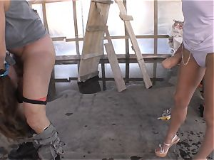 bootie smashing Alice Romain