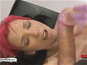 German Goo femmes - It's all about mass ejaculation!