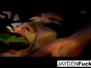 Jayden gets engaged on a successful solo weenie