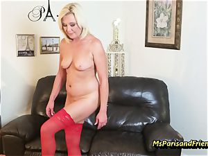 pack Up the Strippers gaping slit with Ms Paris Rose