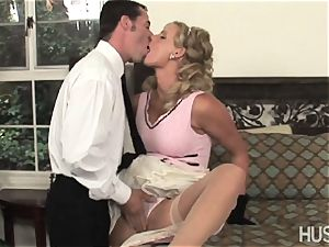 Phoenix Marie gives her dripping moist wife vag