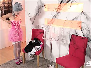 kinky INLAWS - muddy Halloween tear up with Shrima Malati