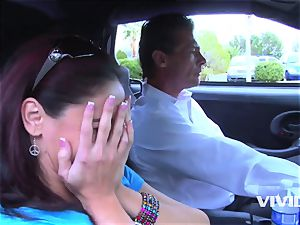 Step father enjoyed his step daughter Sheena Ryder