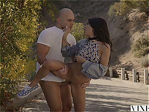 VIXEN Latina Veronica Rodriguez Seduced By stepfather
