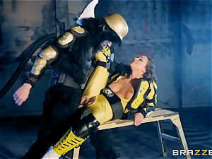 Abigail Mac snatch plunged by Danny D