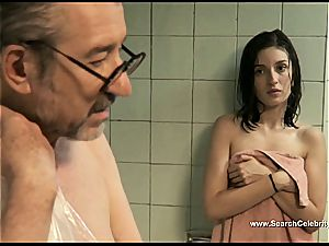 black-haired Latina Maria Valverde looking fabulous on film