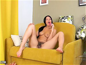 Vanessa Vaughn is super-fucking-hot and furry