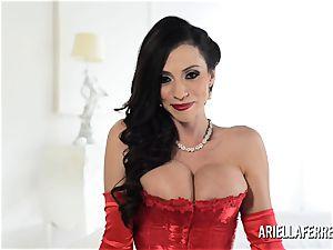 torrid fat titty Ariella Ferrera Interview