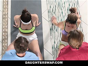 DaughterSwap - super hot daughters Get opened up