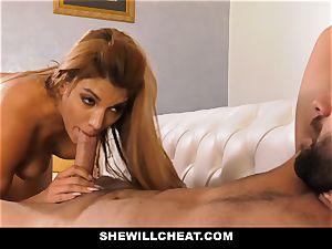 SheWillCheat - sizzling hotwife wifey revenge banging