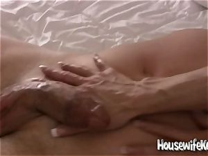 Accidentally Creampied his wife