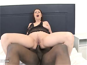 multiracial gonzo mature caboose pounded pop-shot on muff