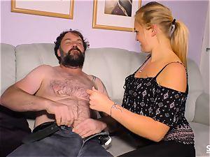 lovemaking gauze GERMANY German nubile novice nails pov