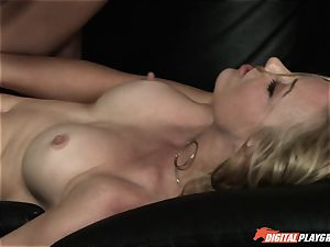 sexy hottie Kayden Kross gets her revenge on her new stepfather