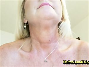 Creampies with Ms Paris Rose and buddies