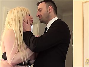 PASCALSSUBSLUTS - sadism & masochism Jaiden West analled and jizz flow