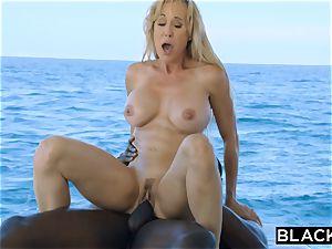 BLACKED Brandi enjoy hungers big black cock Vacation
