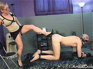 sumptuous and fierce femdom dommes dominate