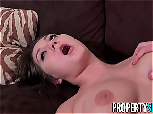 PropertySex Bratty Jojo smooch smashes Real Estate Agent