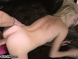 nubile Won't Rat Out Her Bestie's father For banging