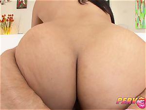 PervCity Vicki Latina chinese gonzo ass-fuck