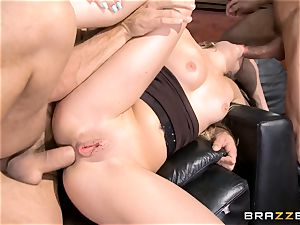 first double invasion for Madelyn Monroe