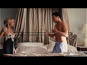 Margot Robbie nude in The teddy of Wall Street