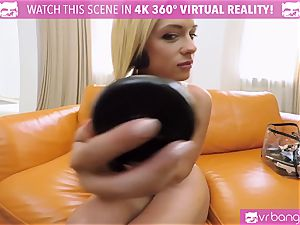 VR PORN-Teen Vinna Reed