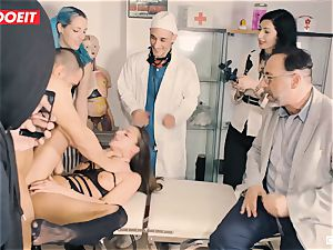 LETSDOEIT - Amirah Is abused at her first-ever sadism & masochism party