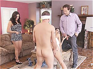 gang hump and Hangman with uber-cute couples 2