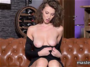 ultra-kinky czech ultra-cutie opens up her gentle fuck-hole to the sensational