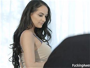 spectacular Sofi Ryan seducing the camerist