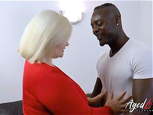 AgedLovE Lacey Starr interracial xxx ass fucking