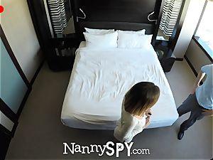 NannySpy PPV charges gets Dillion Harper ravaged