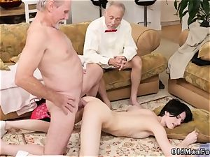 stockings office plumb young and milf cheats with hd very first time Frannkie goes down the