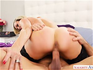 Brandi enjoy - cheating wife drilled rock-hard