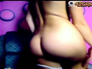 supah sizzling teenage bob display on live web cam