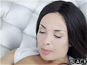 Anissa Kate sizzling bi-racial anal invasion bang-out