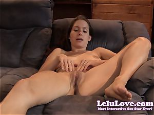 Lelu Love-Spreading Impregnation Jerkoff Encouragement