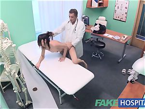FakeHospital muddy medic humps thief and creampies her