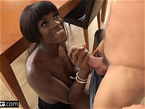 boink Confessions Ana Foxxx pulverizes her step bro's boner