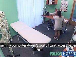 FakeHospital puny euro patient climaxes honeypot mayo