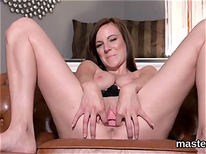 insane czech lady stretches her spread twat to the exclusive
