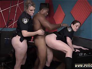 faux clinic cougar moist flick grips cop plowing a deadbeat daddy.