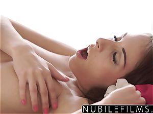 NubileFilms - horny masseur blows a load On gigantic bone