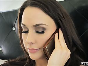 Spizoo - see Chanel Preston throating and poking
