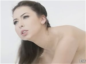 Melissa Moore blows that immense bbc